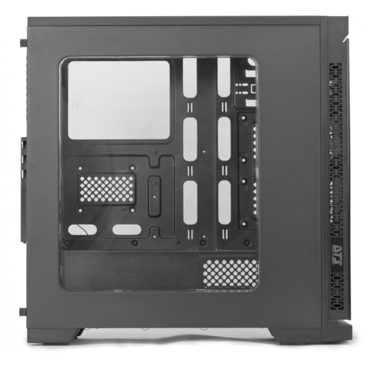 Gabinete Gamer DT3 Sports Edge Hyve 10609-6 Mid Tower Preto S/fonte