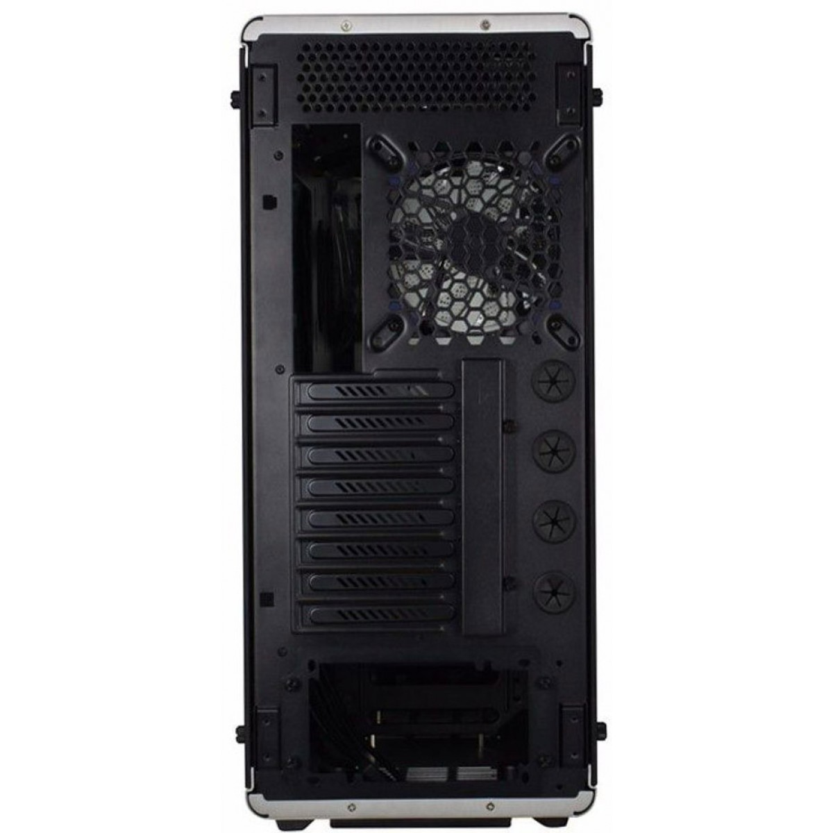 Gabinete Gamer Gamemax Raider XT, Full Tower, S-Fan, Vidro Temperado, Black, S-Fonte