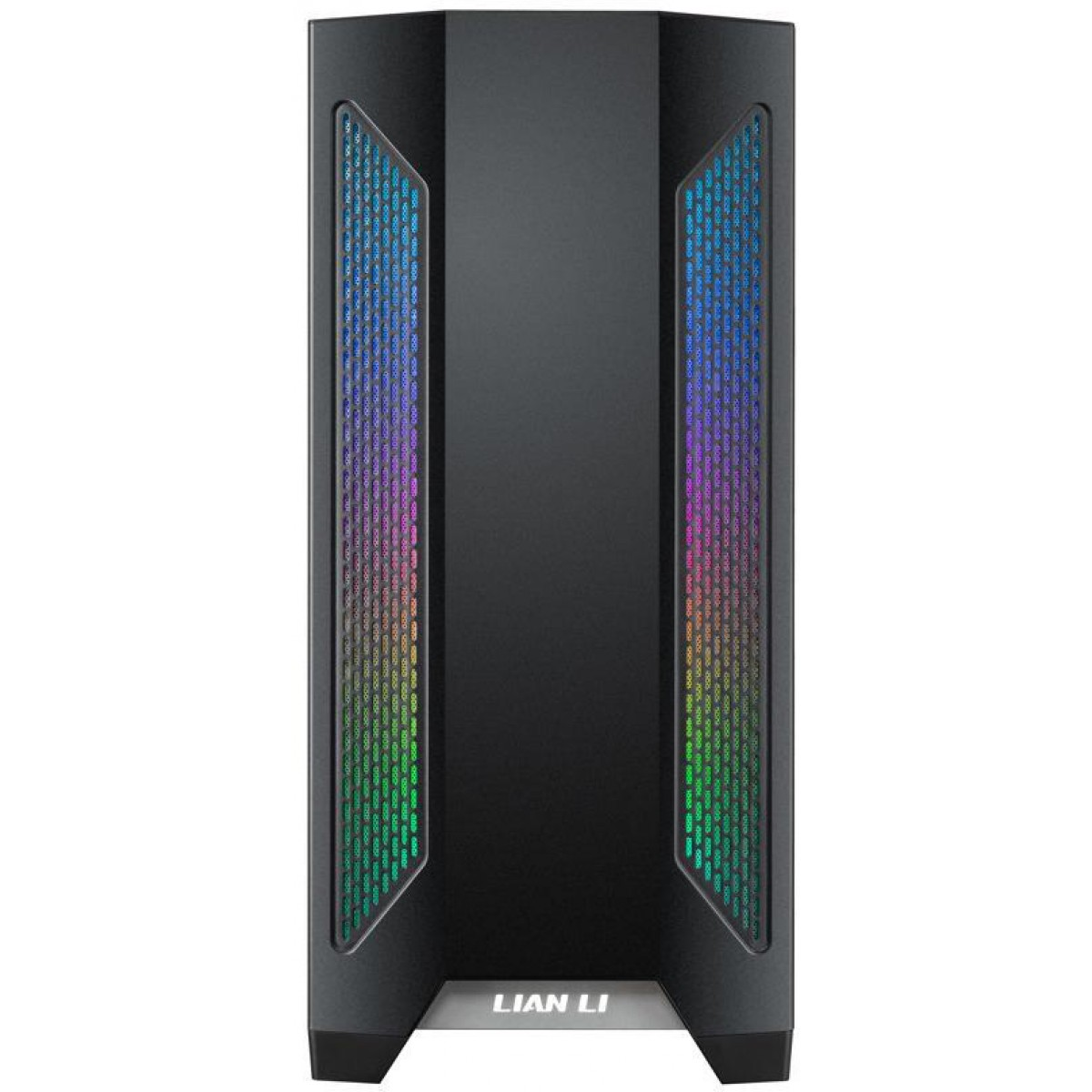 Gabinete Gamer Lian Li Lancool II RGB, Mid Tower, Vidro Temperado, black, S-Fonte