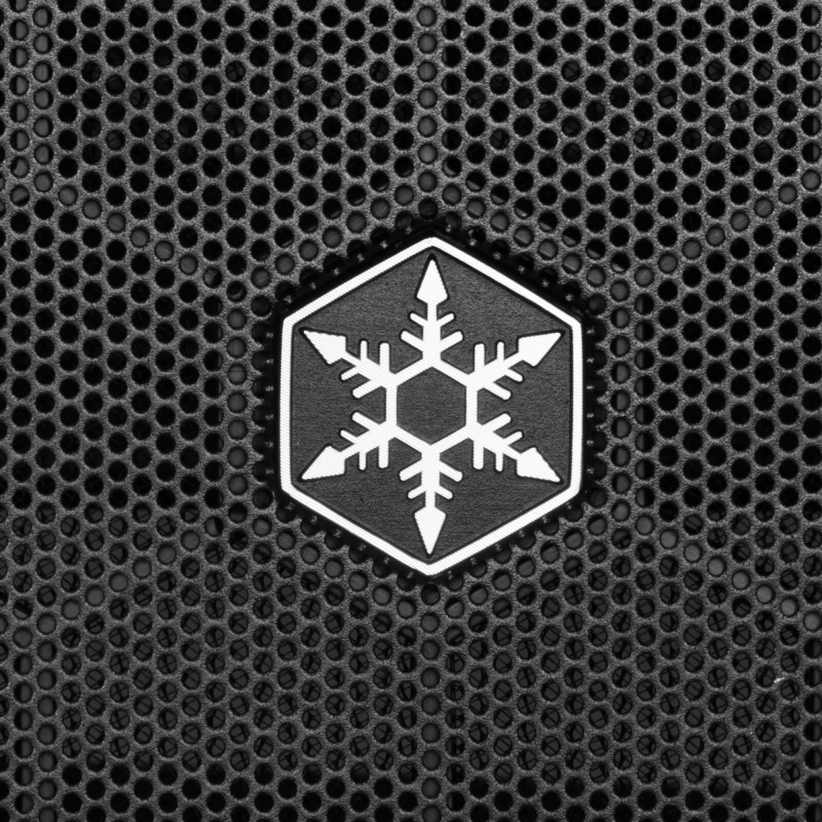 Gabinete Gamer SilverStone Fara R1, Mid Tower, Vidro Temperado, Black, Sem fonte, Com 1 Fan, SST-FAR1B-G