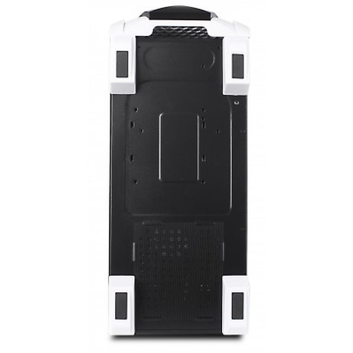 Gabinete Gamer Spitzer 20 X2-C6020W-V2/W-U3 White Mid Tower S/Fonte
