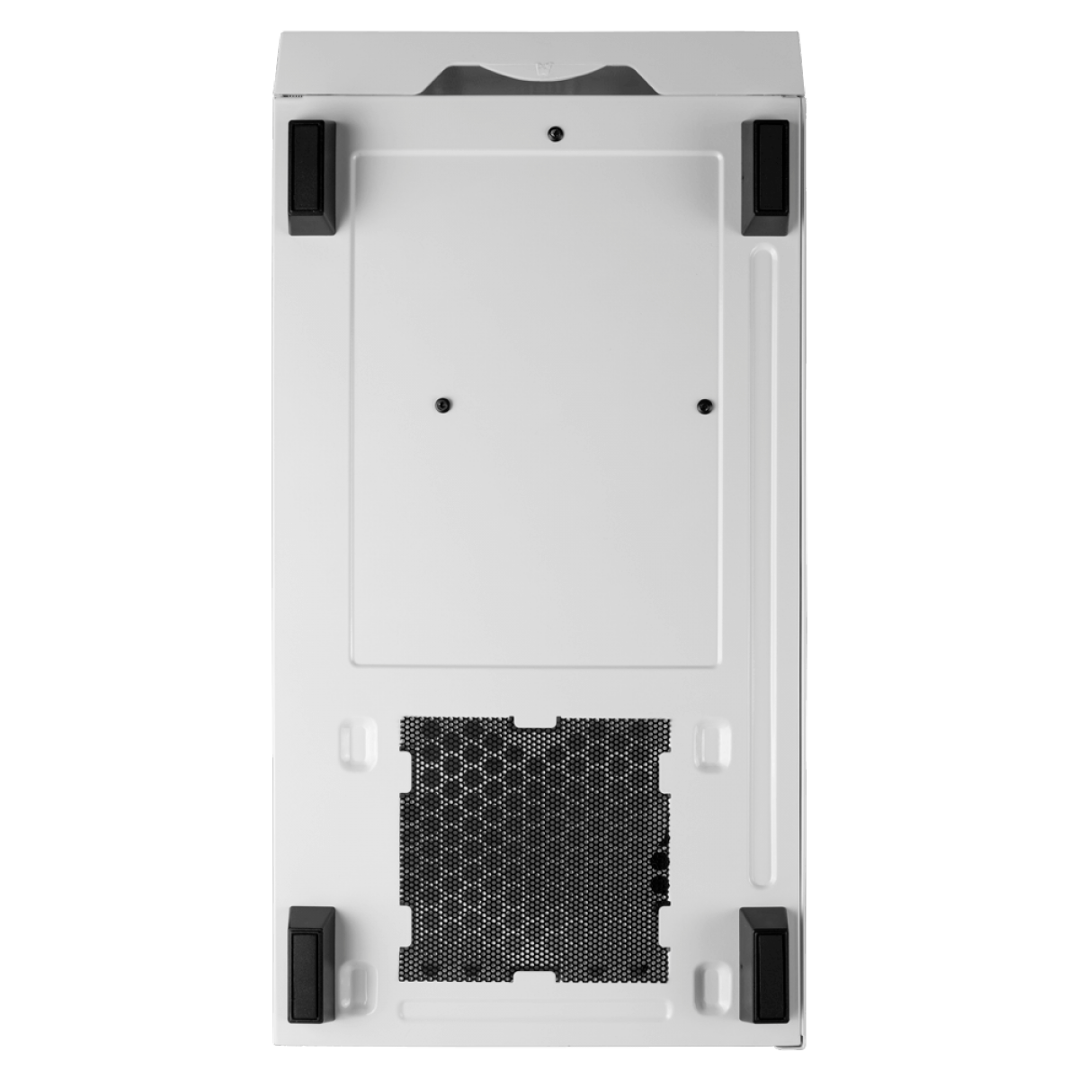 Gabinete Gamer T-Dagger Cube, Mid Tower, Vidro Temperado, White, Sem Fonte, Sem Fan, T-TGC305W