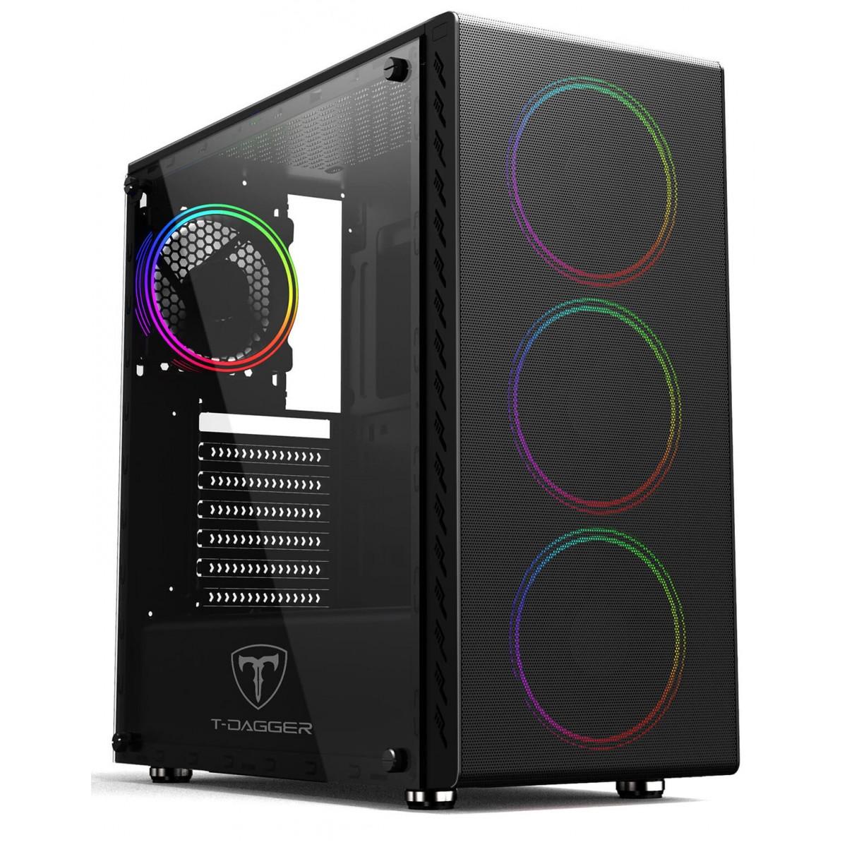 Computador T-HOME Evolve LVL-1 AMD Ryzen 3 4300GE / DDR4 8GB / SSD 120GB