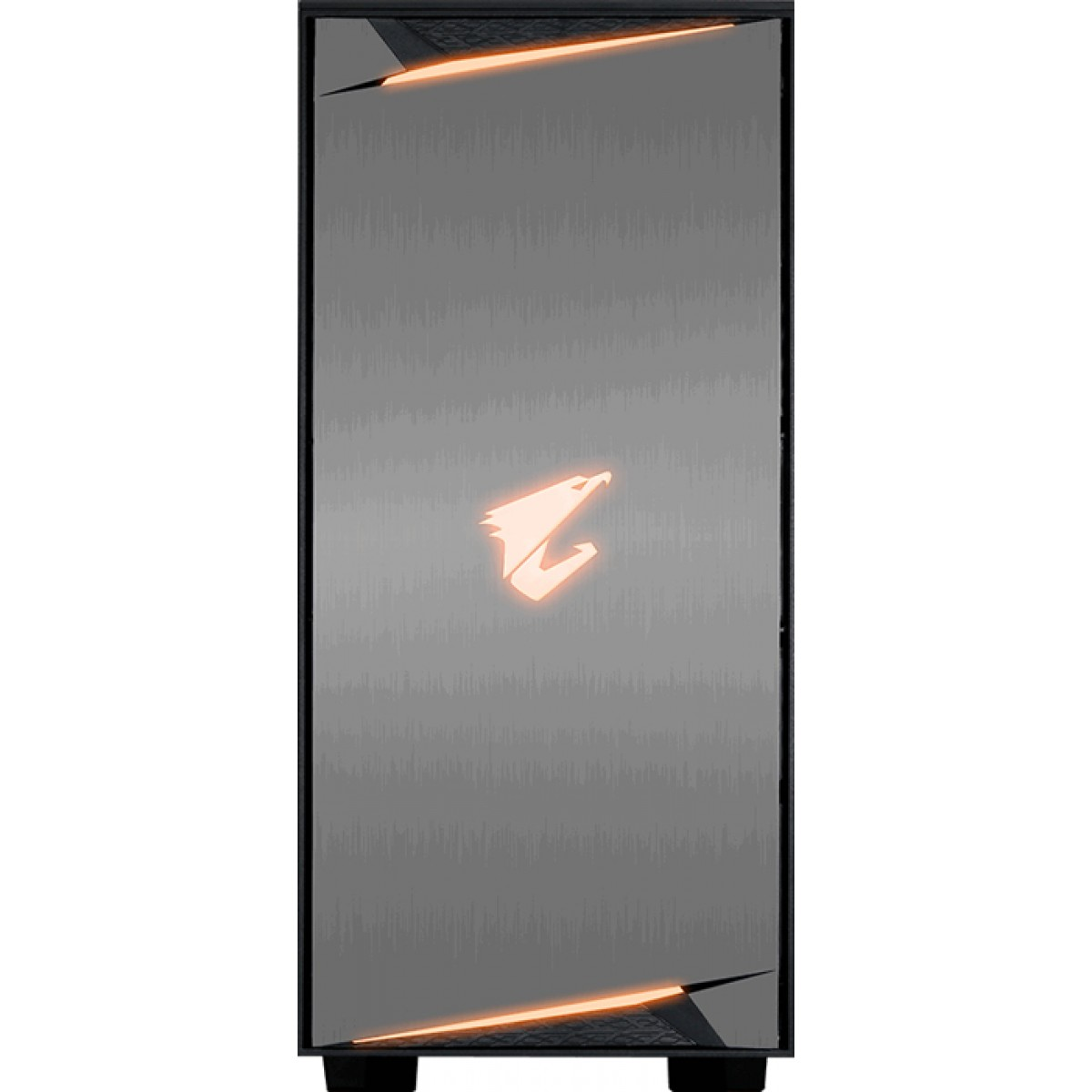 Gabinete Gamer Gigabyte AC300W RGB, Mid Tower, Black, Sem Fonte