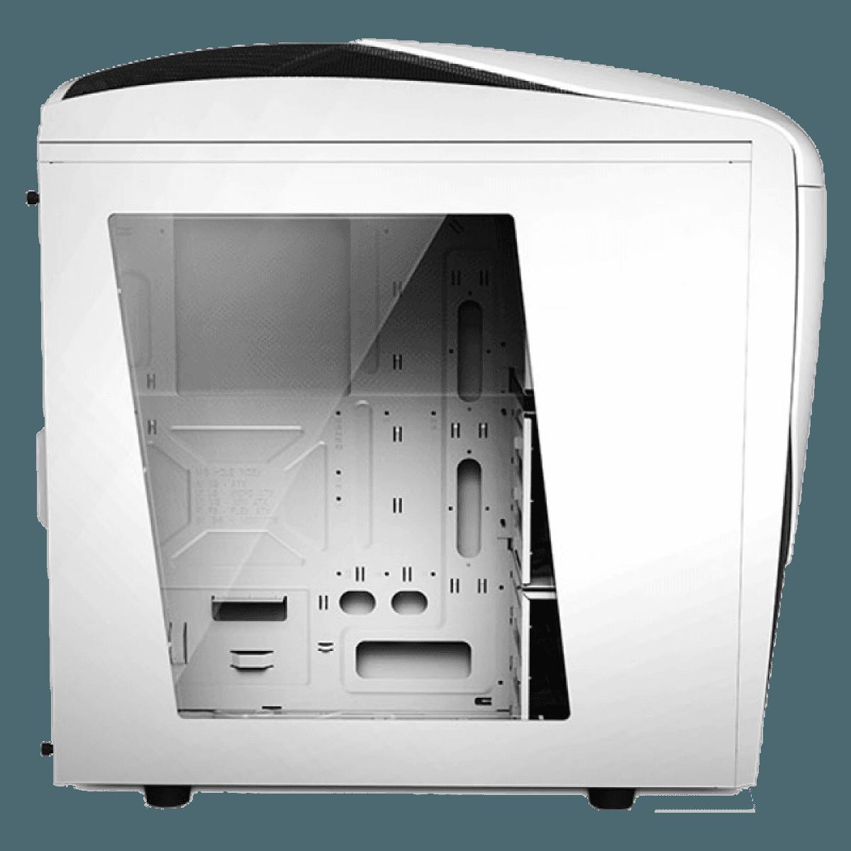 Gabinete NZXT Phantom 240 CA-PH240-W1 Mid Tower s/ Fonte White