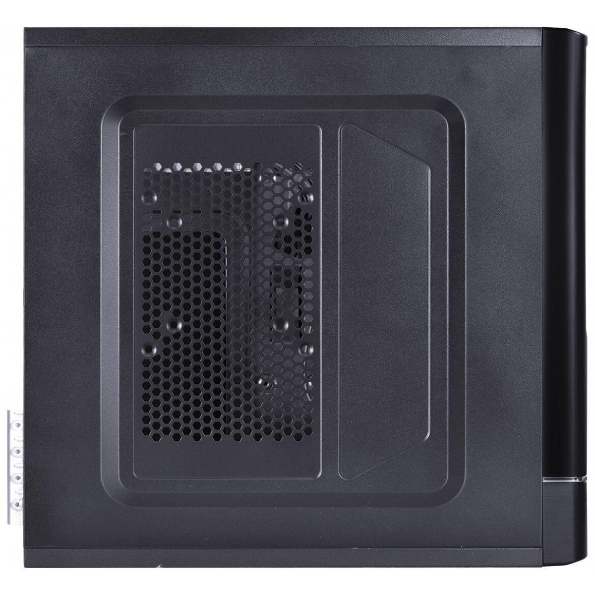 Gabinete Gamer Vinik ONE G1, Mid Tower, Black, Com Fonte