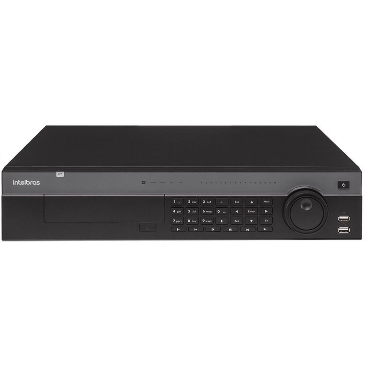 Gravador digital de imagem Intelbras NVD 7132 NSeries