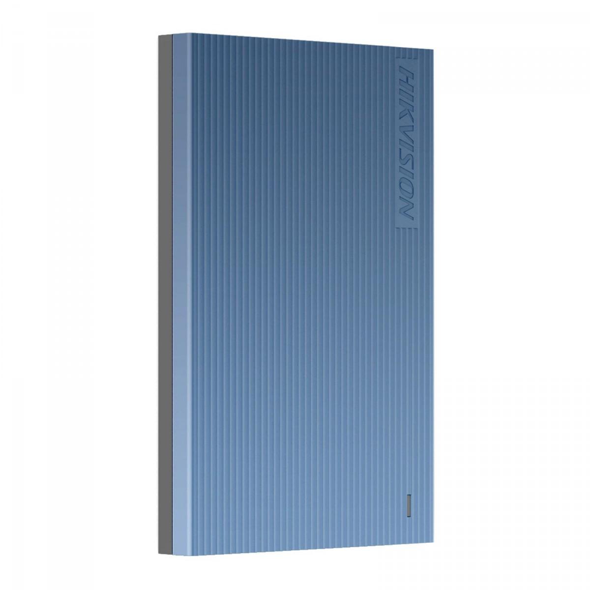 HD Externo Hikvision T30,2TB, USB 3.0, BLUE, HS-EHDD-T30-2T-BLUE