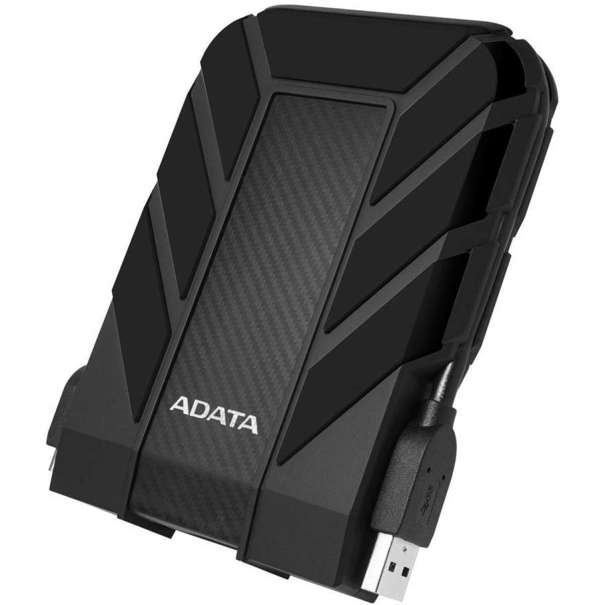 HD Externo Portátil Adata HD710 Pro 2TB, USB 3.2, Black, AHD710P-2TU31-CBK