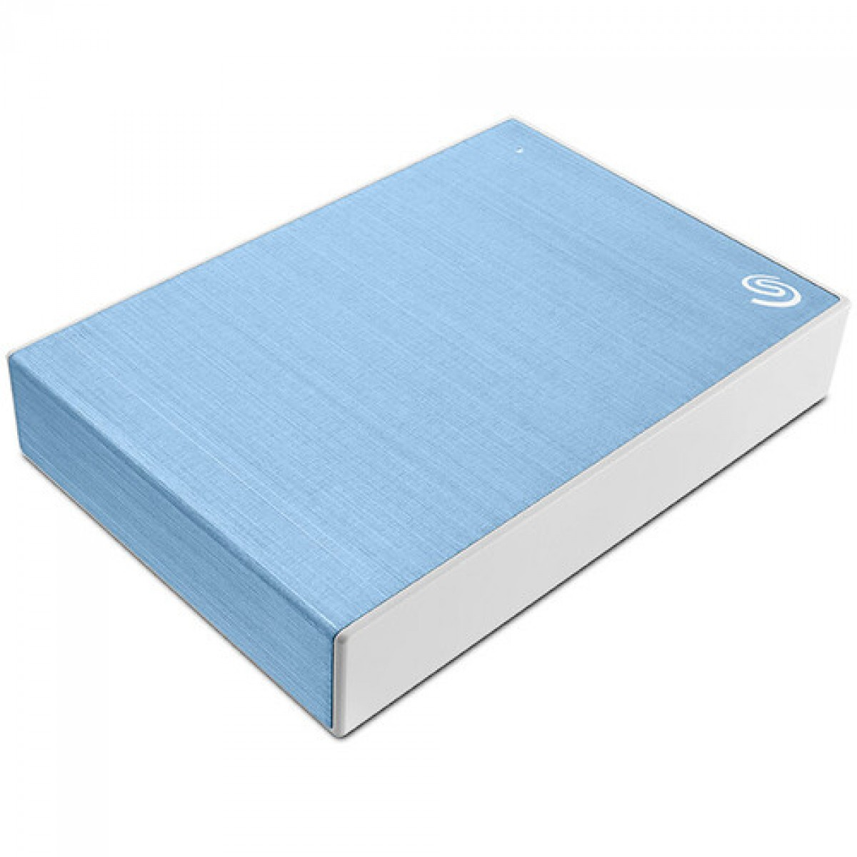 HD Externo Portátil Seagate 4TB Backup Plus, USB 3.0, Light Blue, STHP4000402