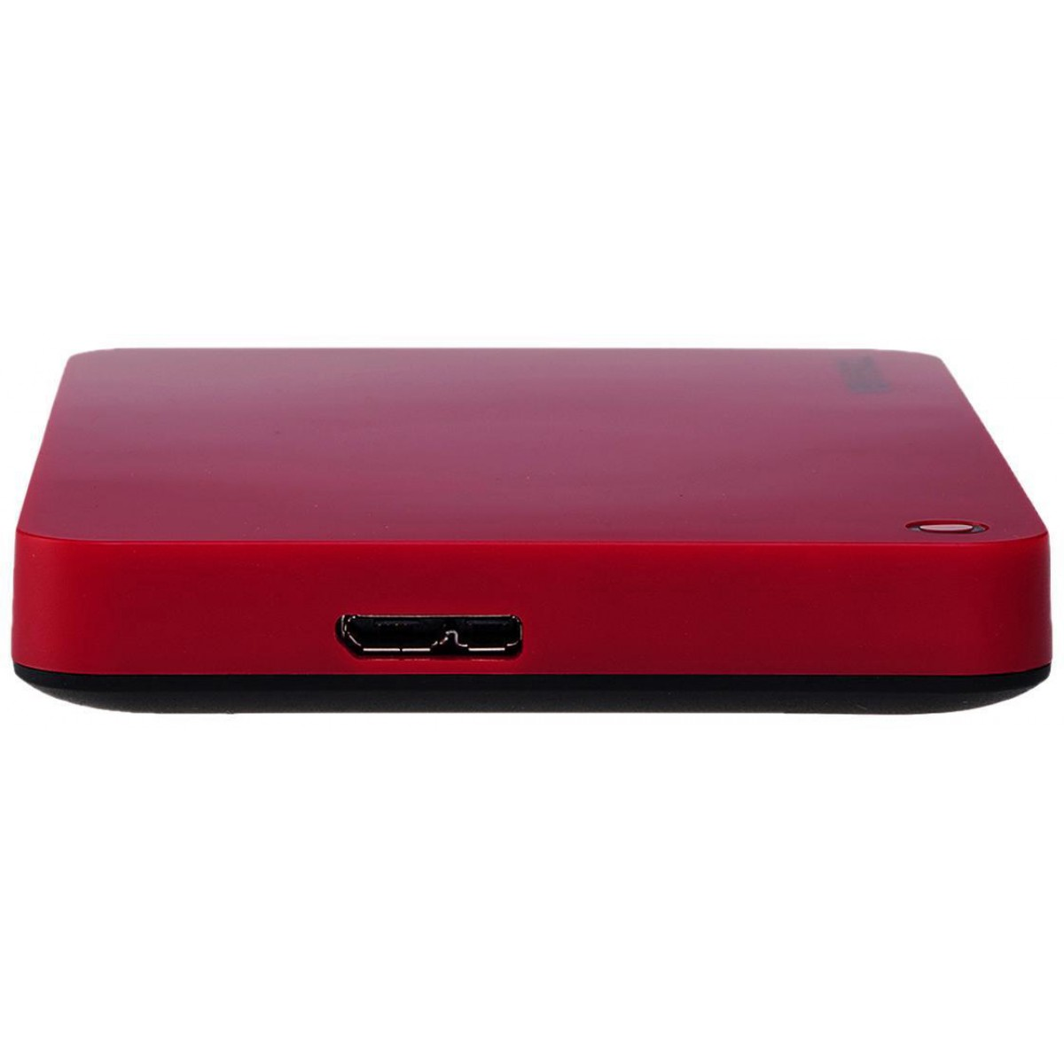 HD Externo Portátil Toshiba Canvio Advance 2TB, USB 3.0, Vermelho, HDTC920XR3AA