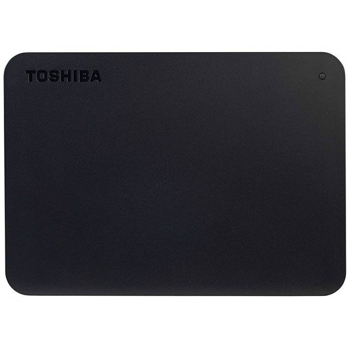 HD Externo Portátil Toshiba Canvio Advance 4TB, USB 3.0, Black, HDTB440XK3CA