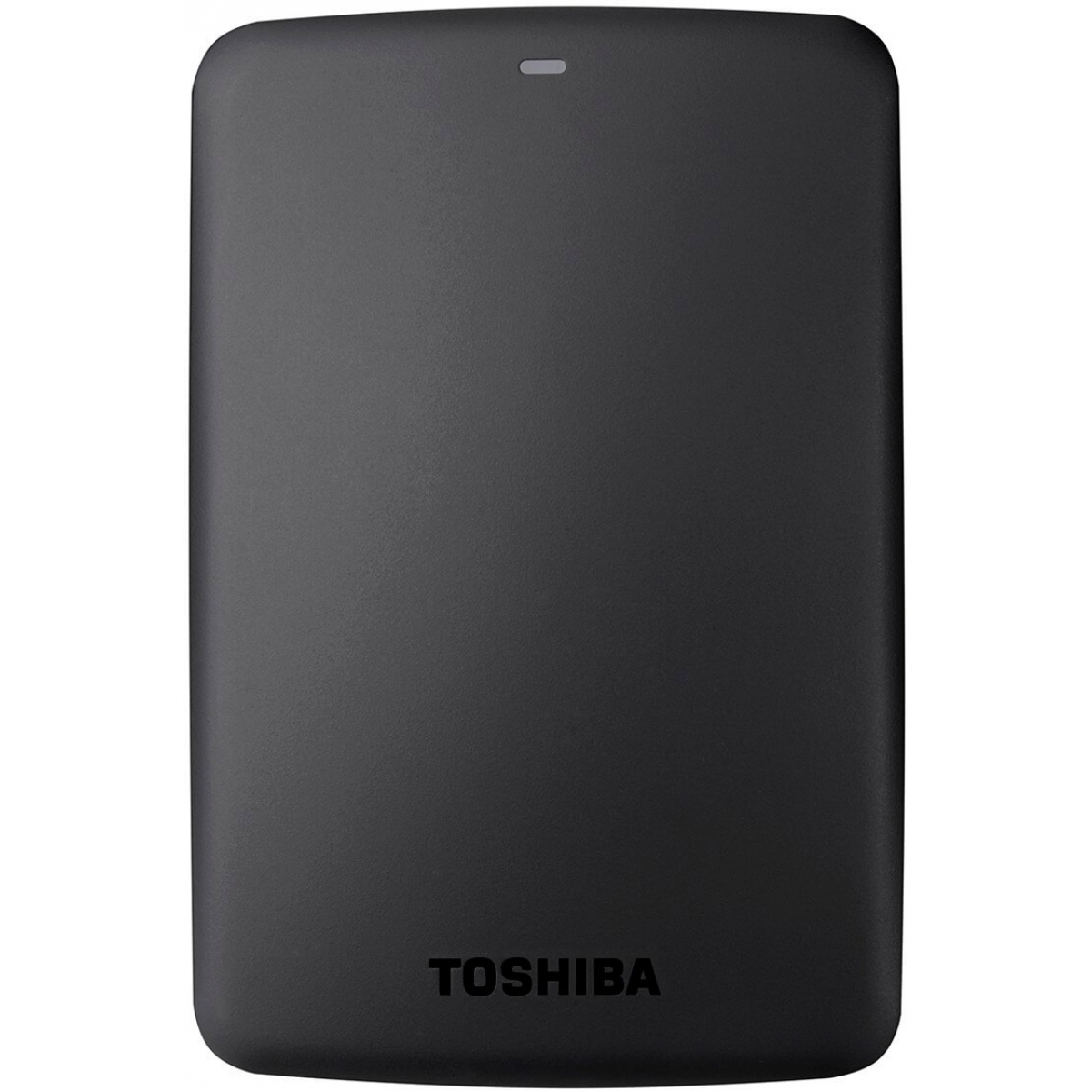 HD Externo Portátil Toshiba Canvio Basics 3TB HDTB330XK3CA USB 3.0 Preto