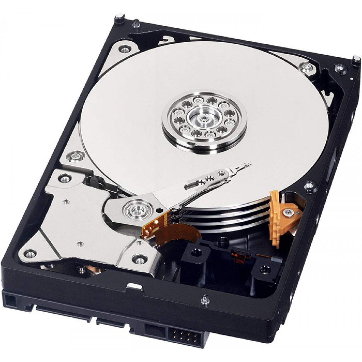 HD Western Digital Blue 3TB, Sata III, 5400RPM, 64MB, WD30EZRZ
