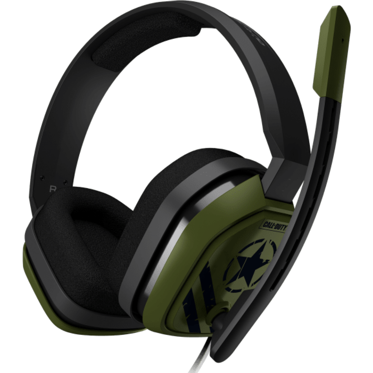 Headset Gamer Astro A10 Call of Duty Edition, 939-001840