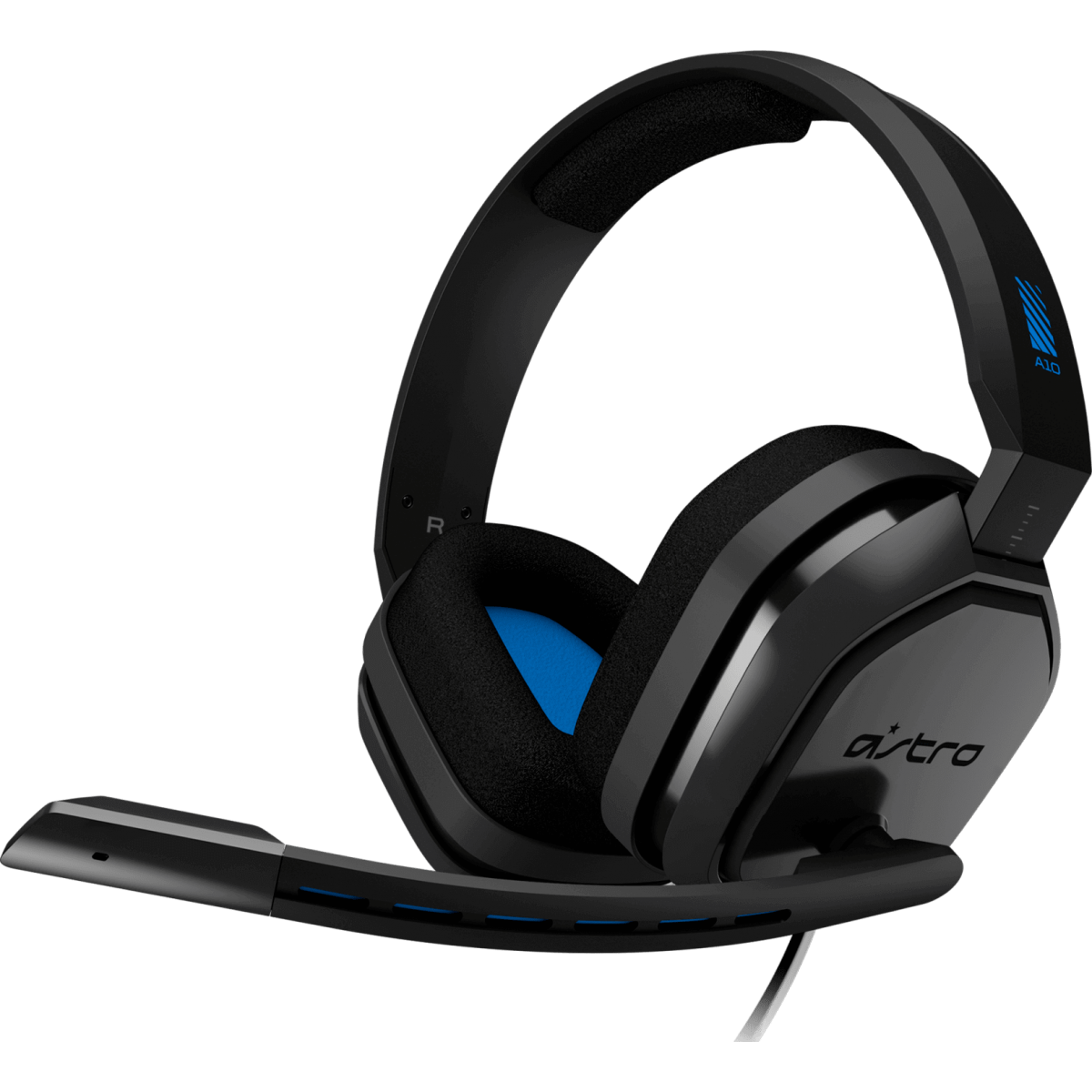 Headset Gamer Astro A10, Grey/Blue, 939-001838