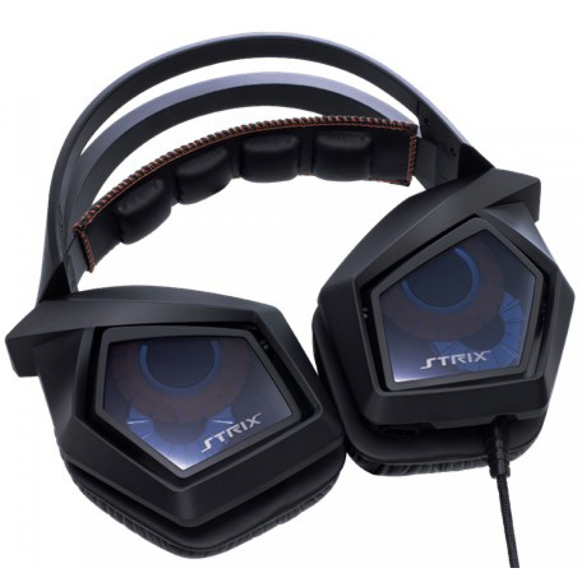 Headset Gamer Asus Strix Surround 7.1 + Controle Individual 90YH0091-M8UA00