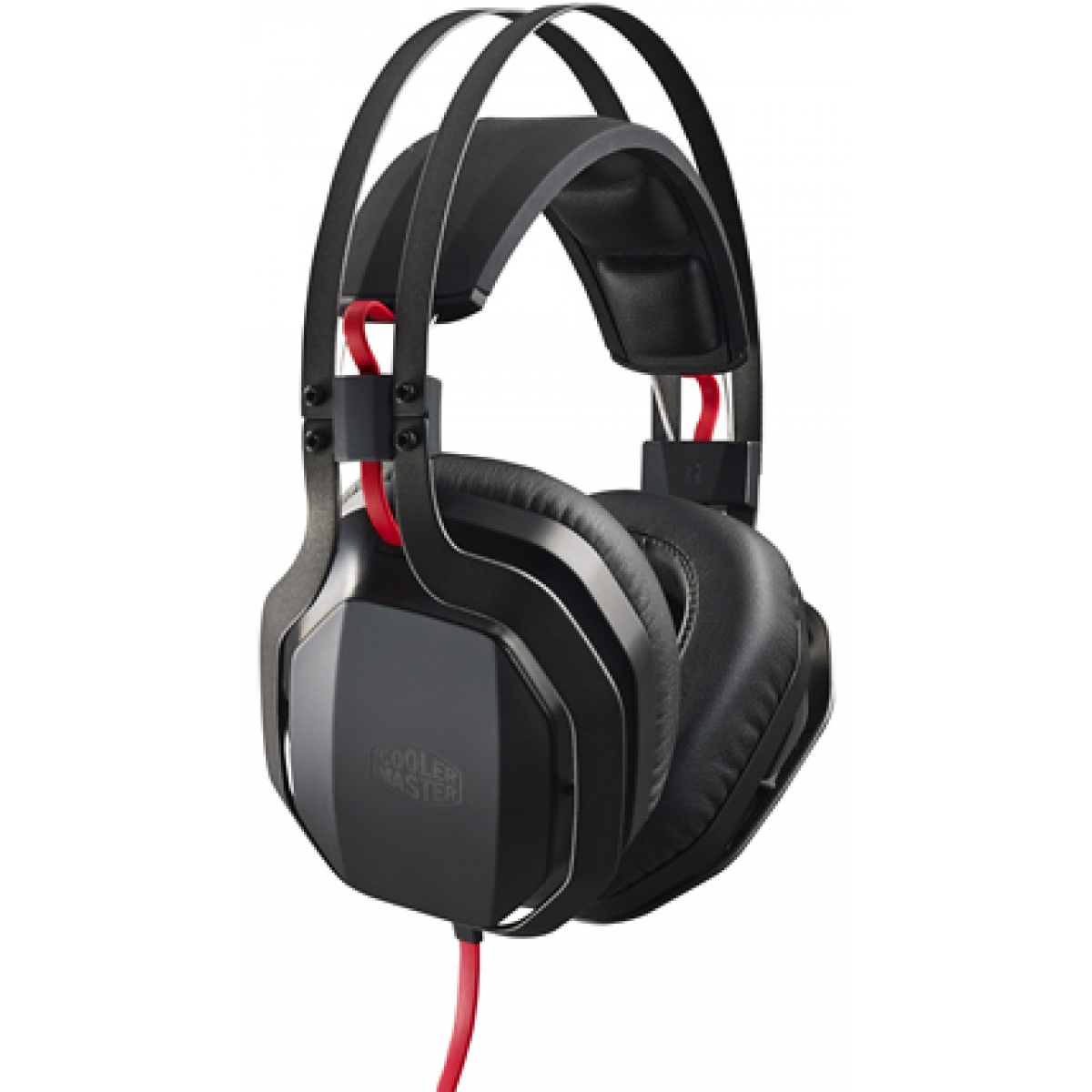 Headset Gamer Cooler Master Masterpulse Pro RGB 7.1 SGH-8700-KK7D1 USB C/ Microfone