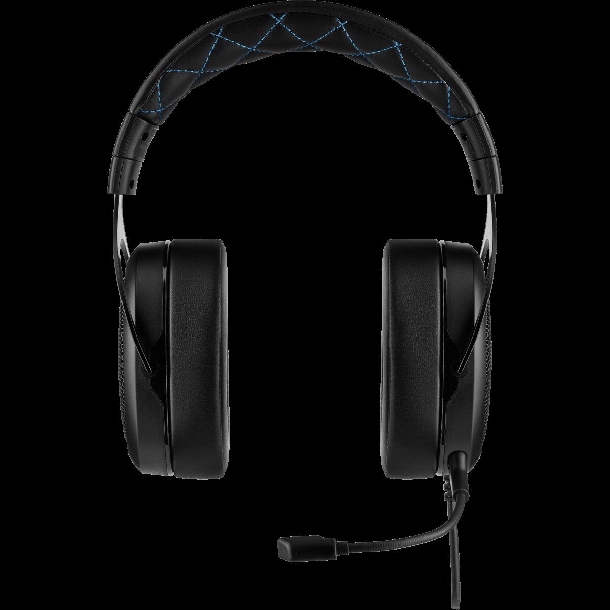 Headset Gamer Corsair HS50 Pro Stereo Blue, CA-9011217-EU