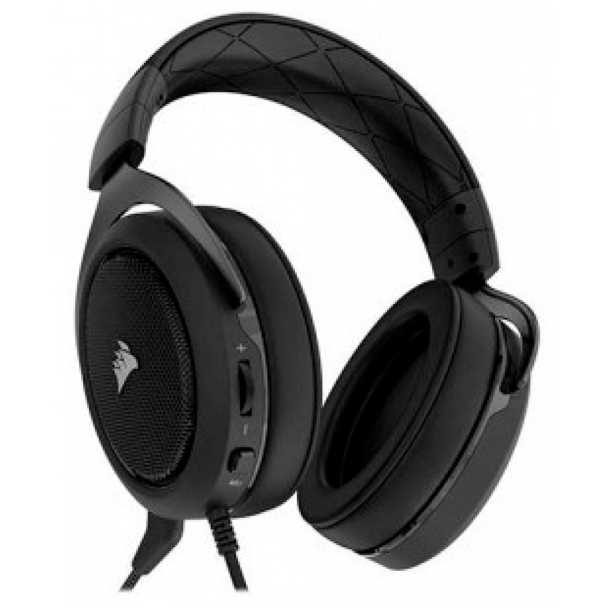 Headset Gamer Corsair HS50 Stereo Carbon CA-9011170-NA