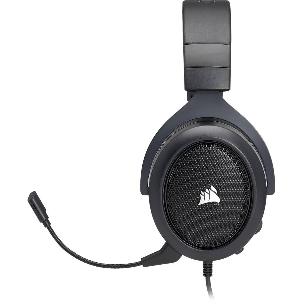 Headset Gamer Corsair HS60 Carbon 7.1 - CA-9011173-NA