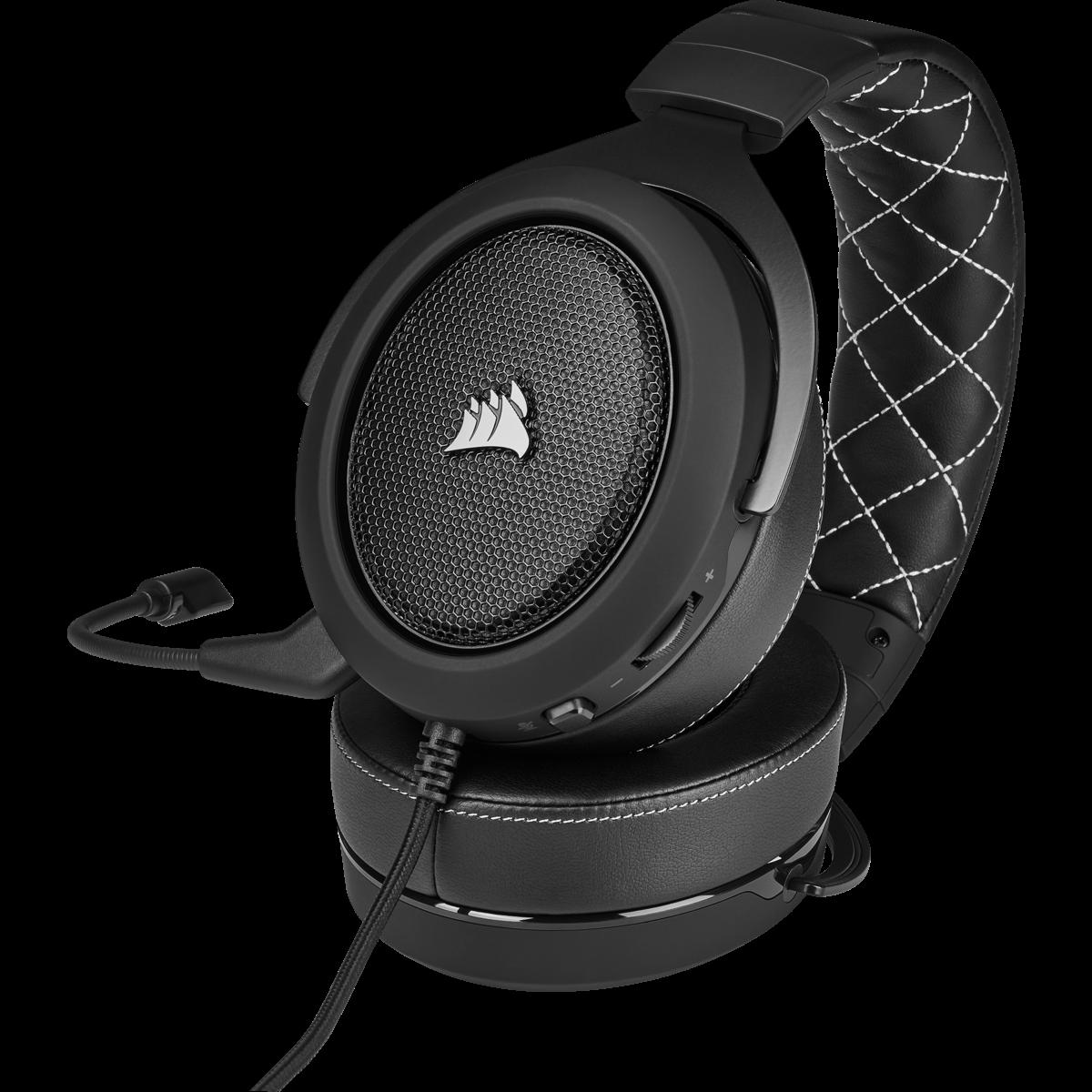 Headset Gamer Corsair HS60 Pro, Surround 7.1, Carbon, CA-9011213-NA