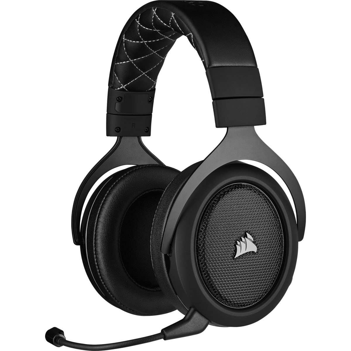 Headset Gamer Corsair HS70 Pro Wireless, Surround 7.1, Carbon, CA-9011211-NA