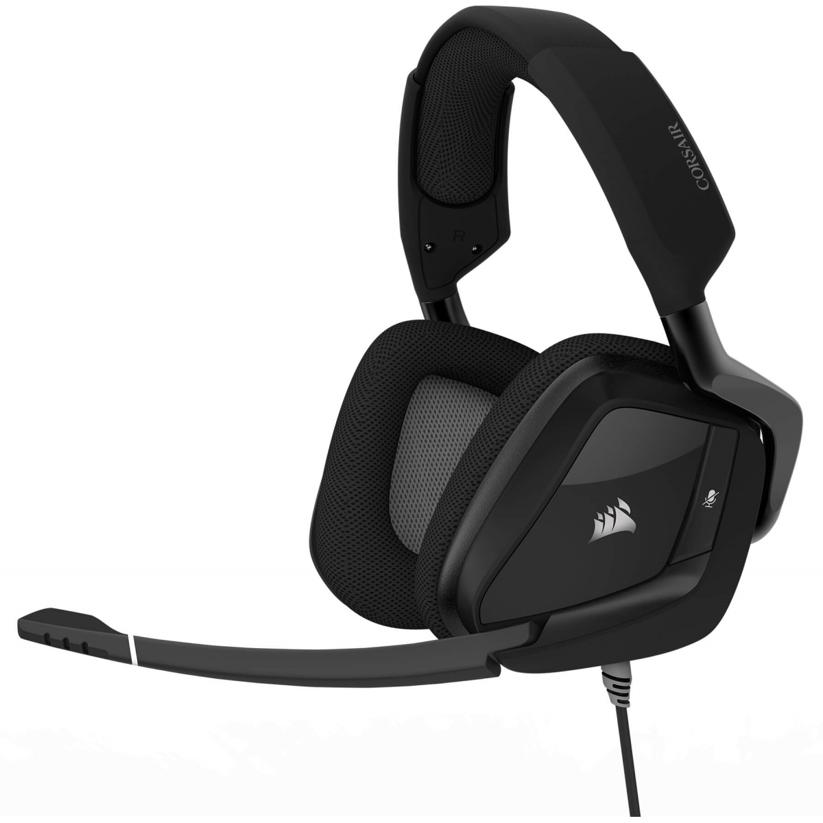 Headset Gamer Corsair VOID Pro 7.1 Carbon RGB CA-9011154-EU