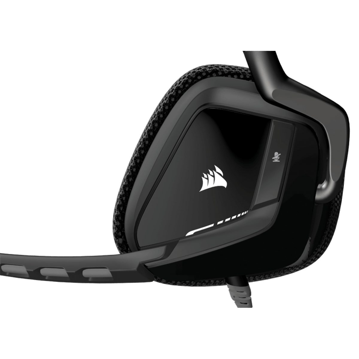 Headset Gamer Corsair Void RGB Dolby 7.1 Black CA-9011130-NA