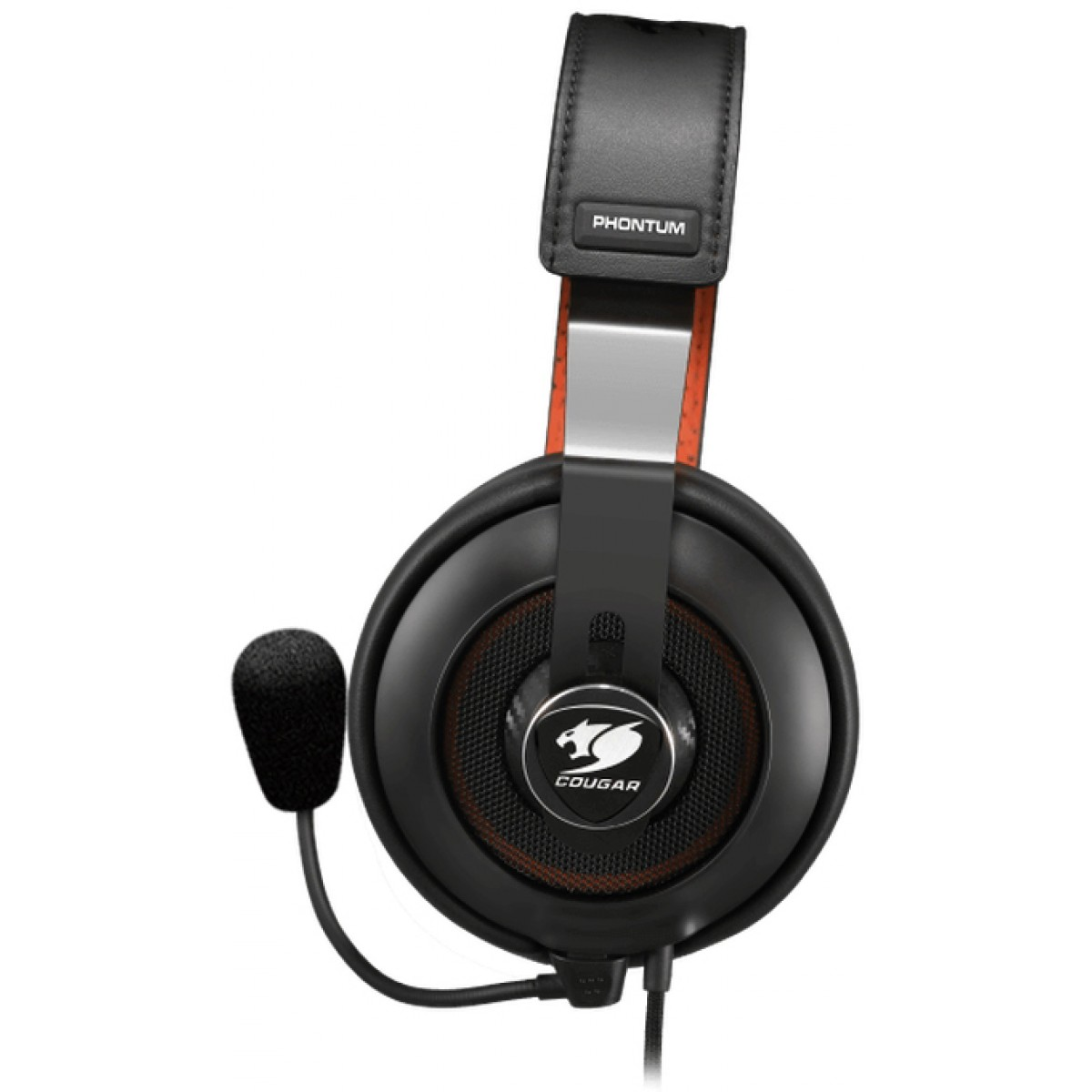 Headset Gamer Cougar Esports Phontum S Black Edition, 3H500P53T.0001