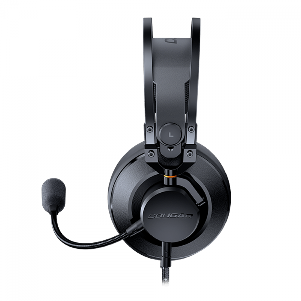 Headset Gamer Cougar VM410, 3.5mm, Multi Plataforma, Black, 3H550P53B.0001