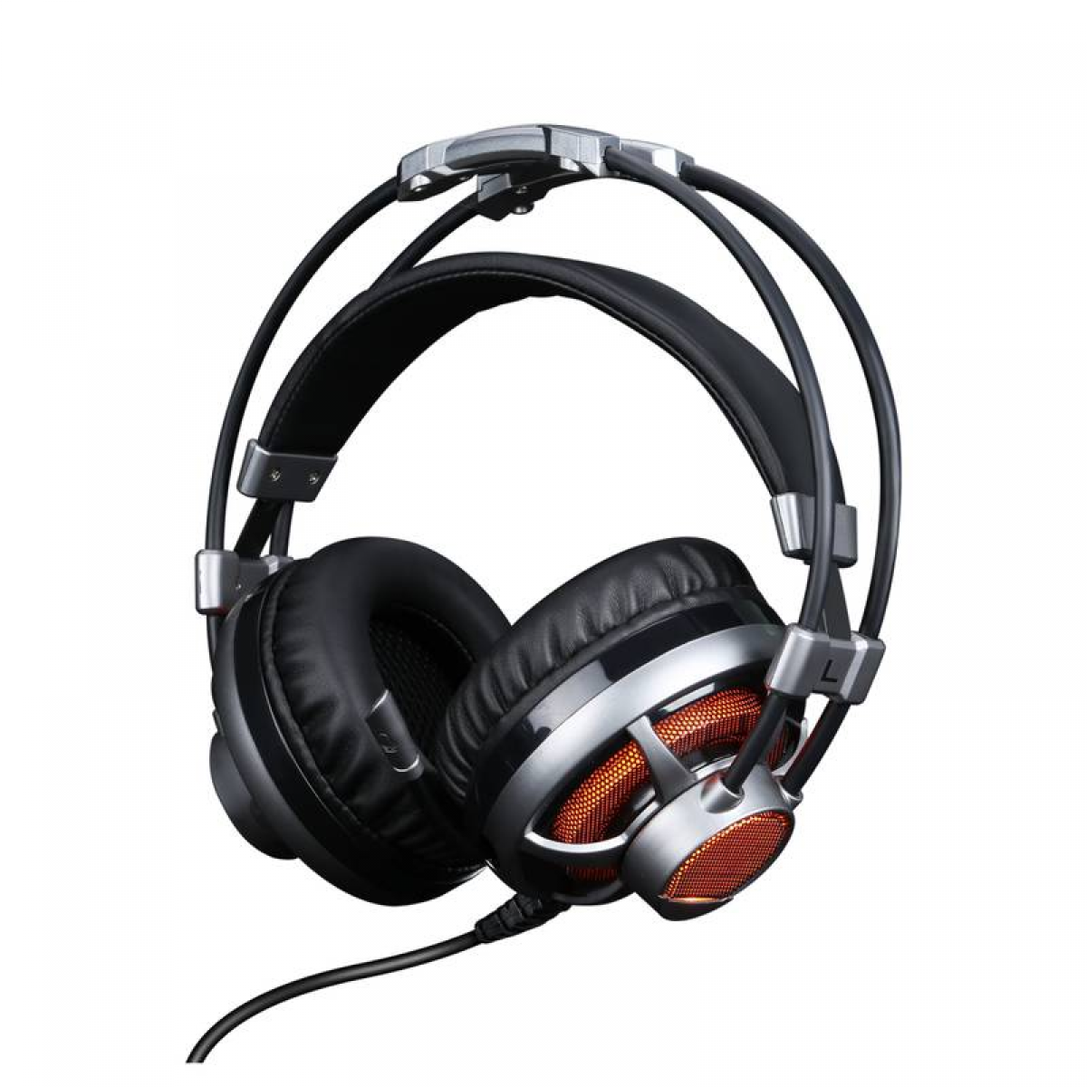 Headset Gamer ELG, 7.1 Surround Channel C/ Microfone - PC, PS4, HGSS71