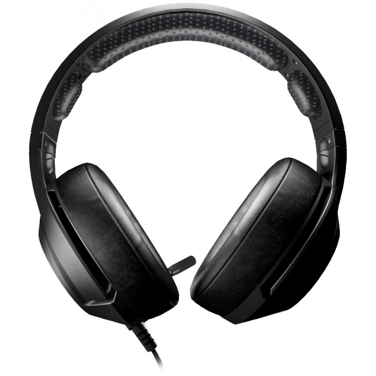 Headset Gamer Hoopson Archer 7.1, USB, Vermelho, LF80R