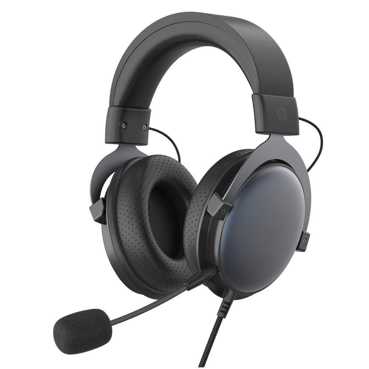 Headset Gamer HP DHE-8005, Estéreo, 3.5MM, Black, DHE-8005