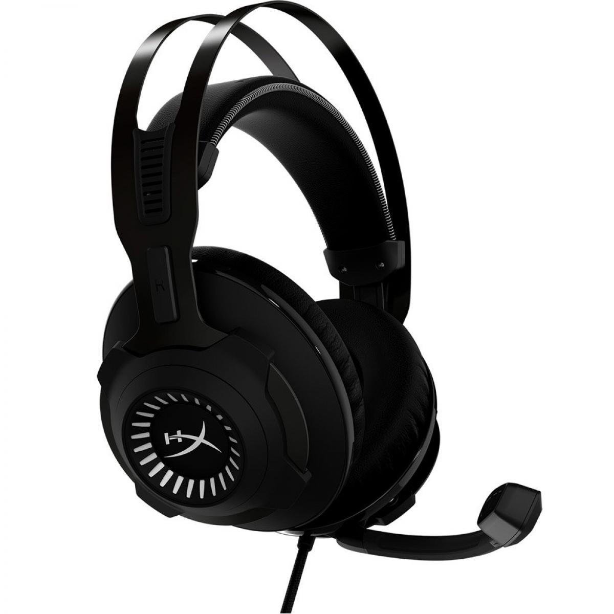 Headset Gamer HyperX Revolver S HX-HSCRS-GM/LA 7.1 Dolby Digital