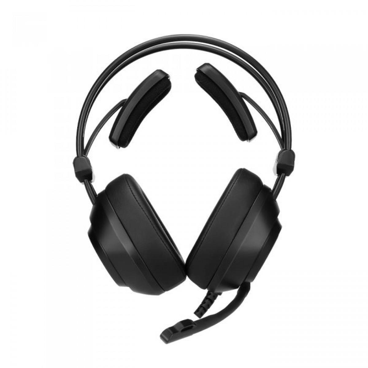 Headset Gamer Marvo HG9056 7.1, LED RGB