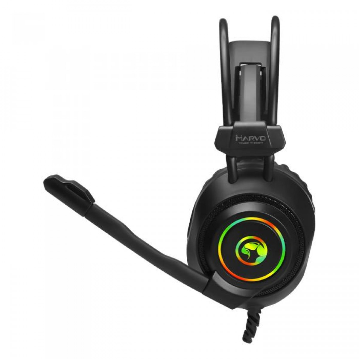 Headset Gamer Marvo HG9056 7.1, LED RGB