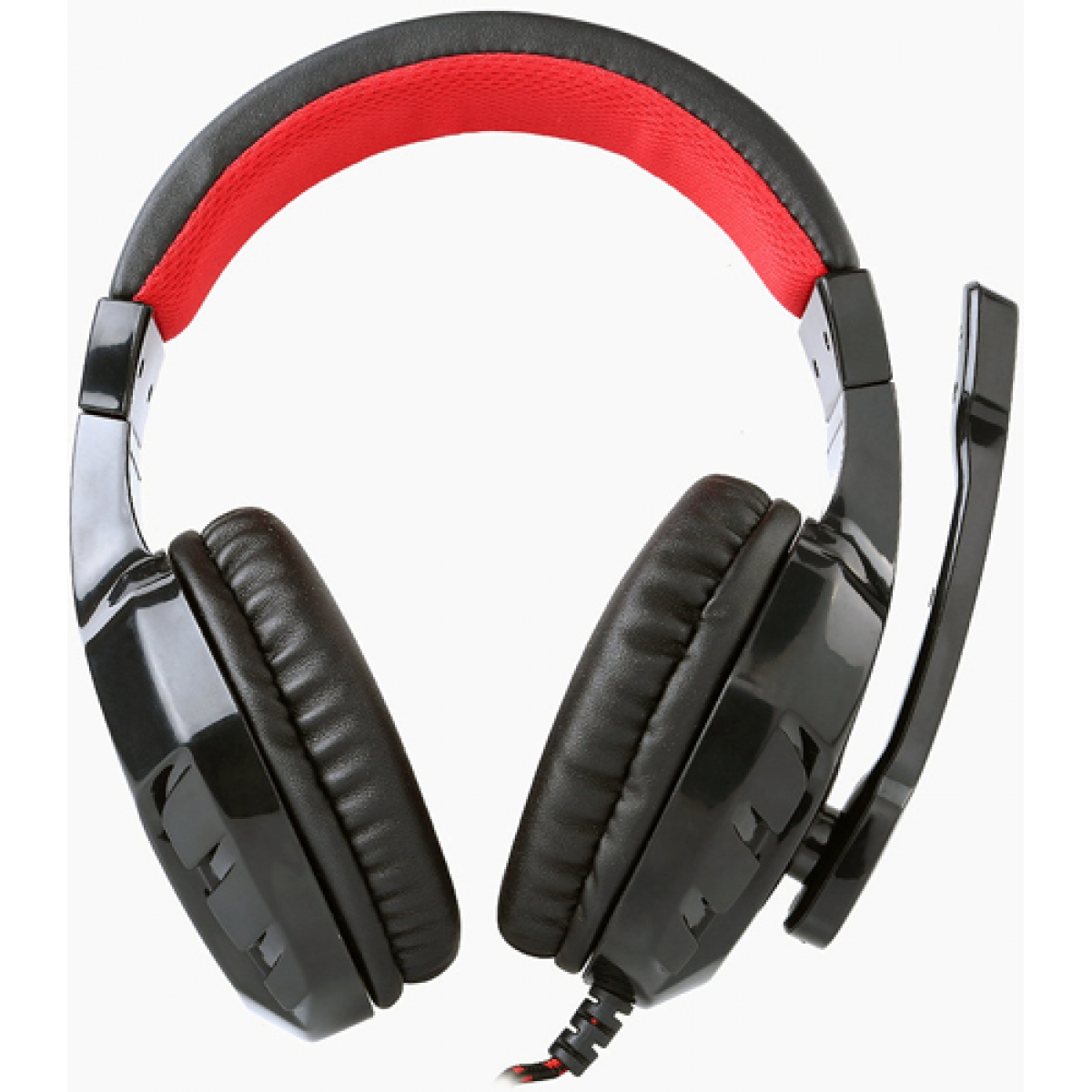 Headset Gamer Marvo Scorpion H8329 Preto/Vermelho