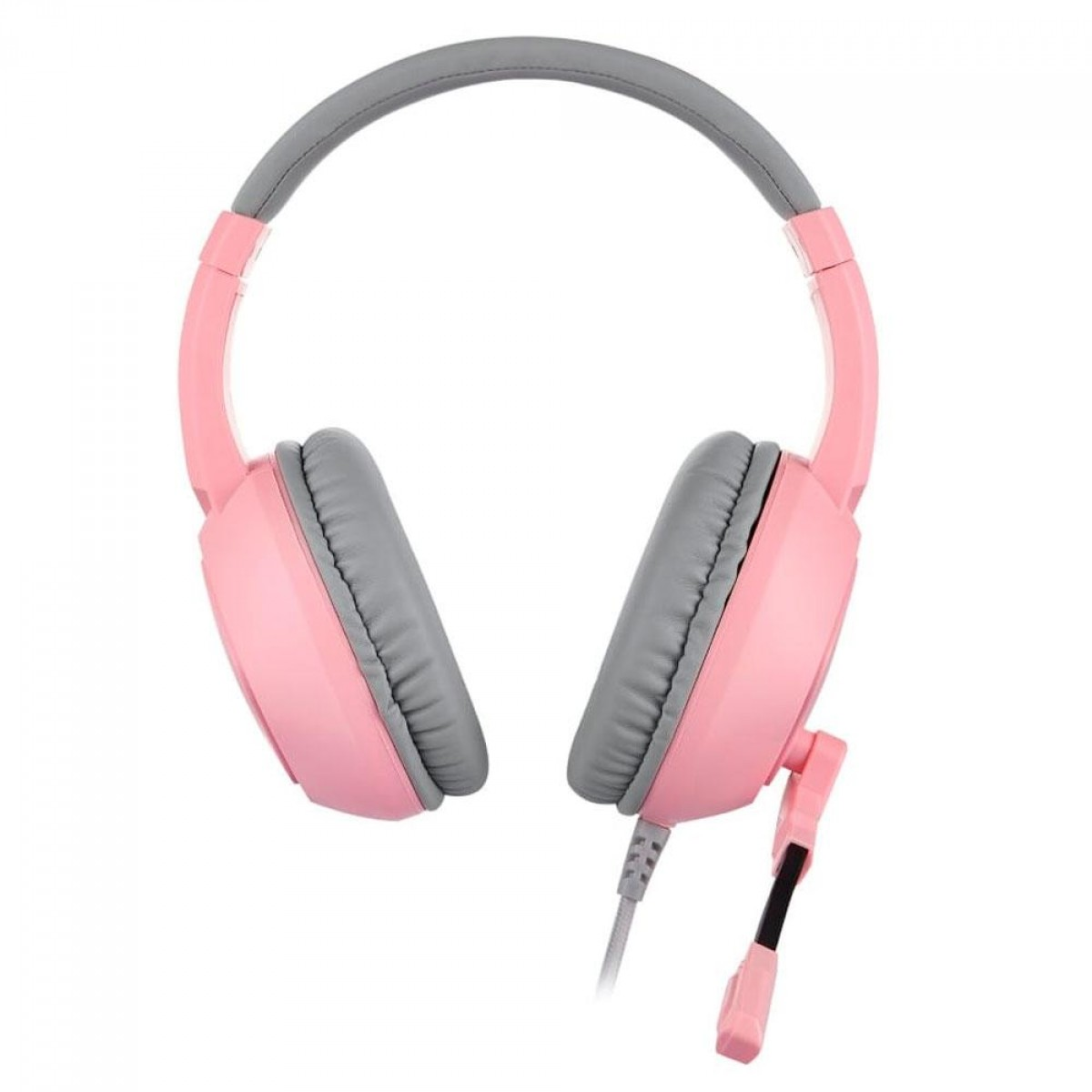 Headset Gamer MotoSpeed G750 RGB Surround, 7.1, Pink, FMSHS0092RSA