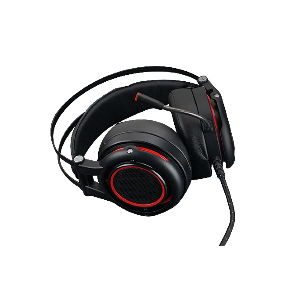 Headset Gamer MotoSpeed H18 Surround, 7.1, Black, FMSHS0053PTO
