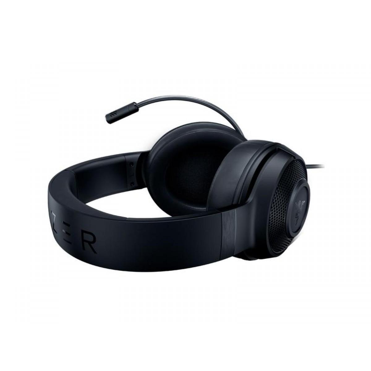 Headset Gamer Razer Kraken X Lite, P2, Preto, RZ.AU.KR.08.RT
