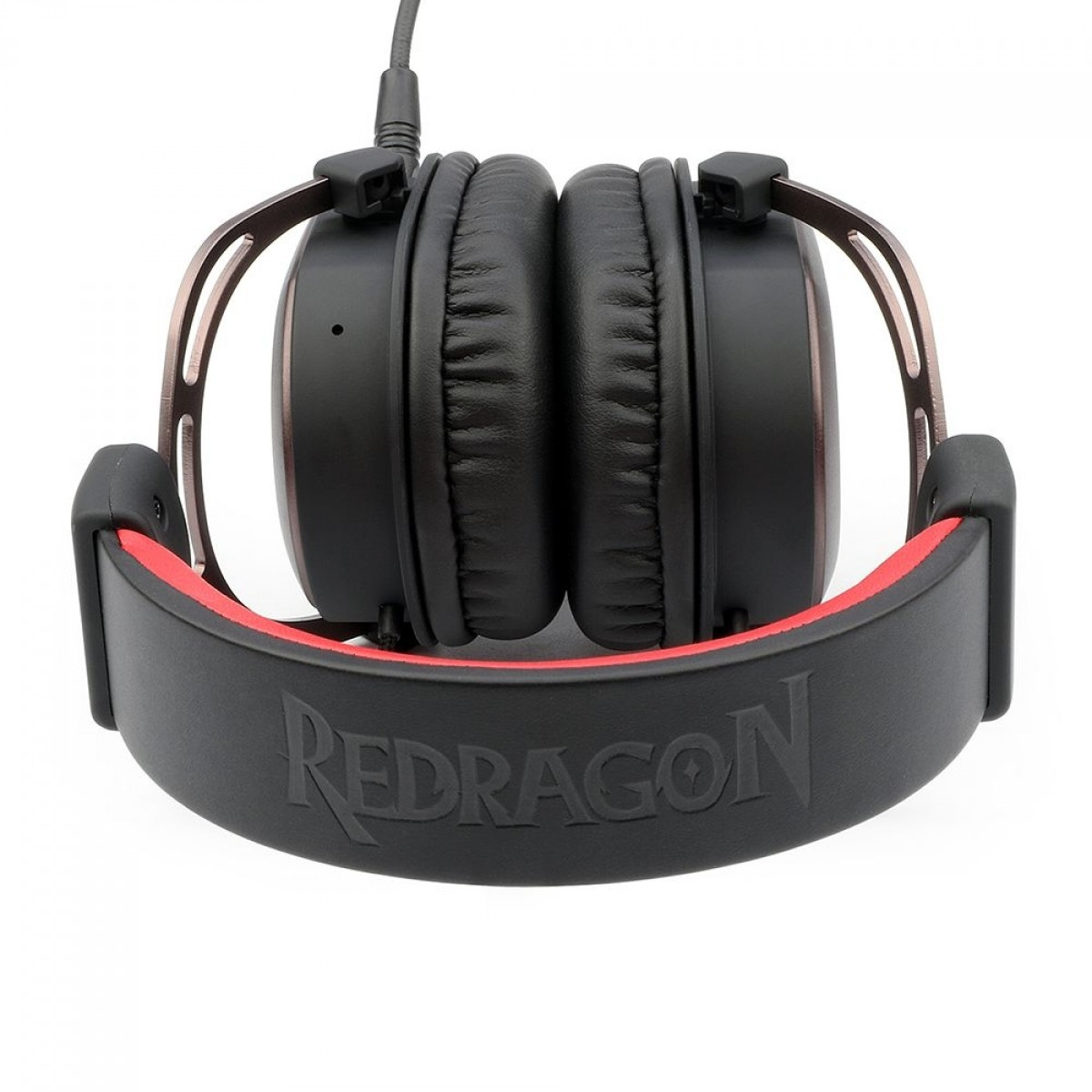 Headset Gamer Redragon Helios H710, Surround 7.1, USB
