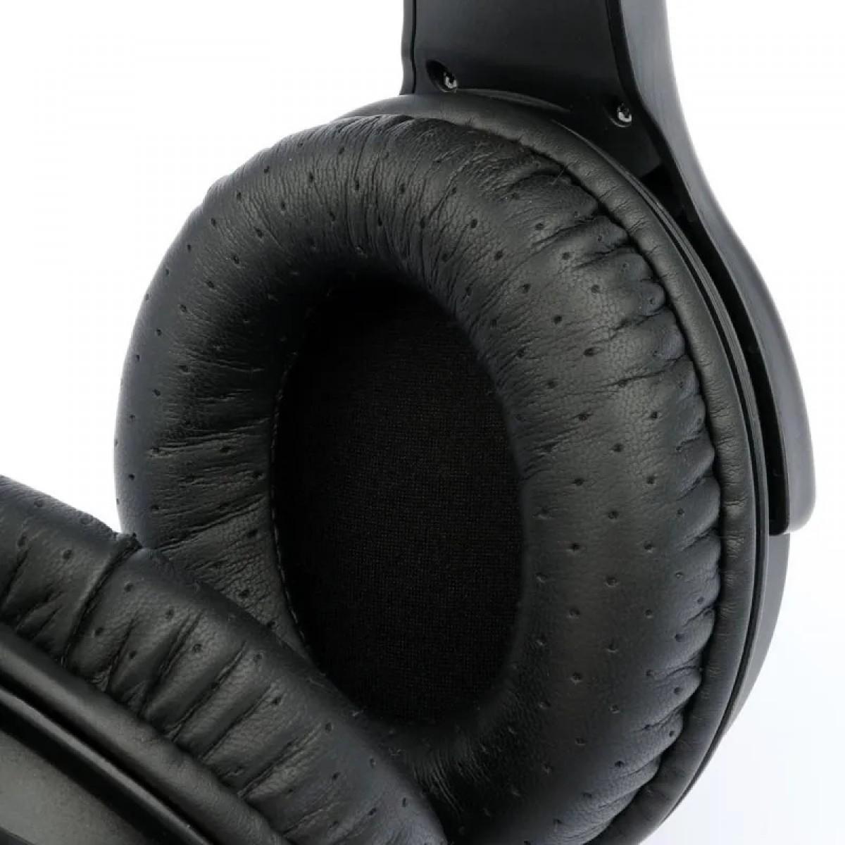 Headset Gamer ReDragon, Pandora, RGB, USB, Microfone Destacável, H350RGB