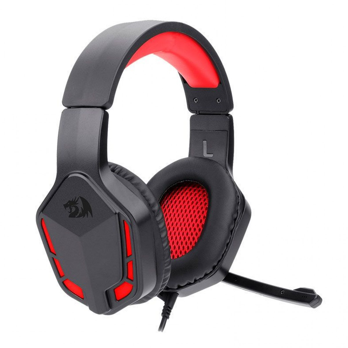 Headset Gamer Redragon Themis 2, P2, Preto, H220N