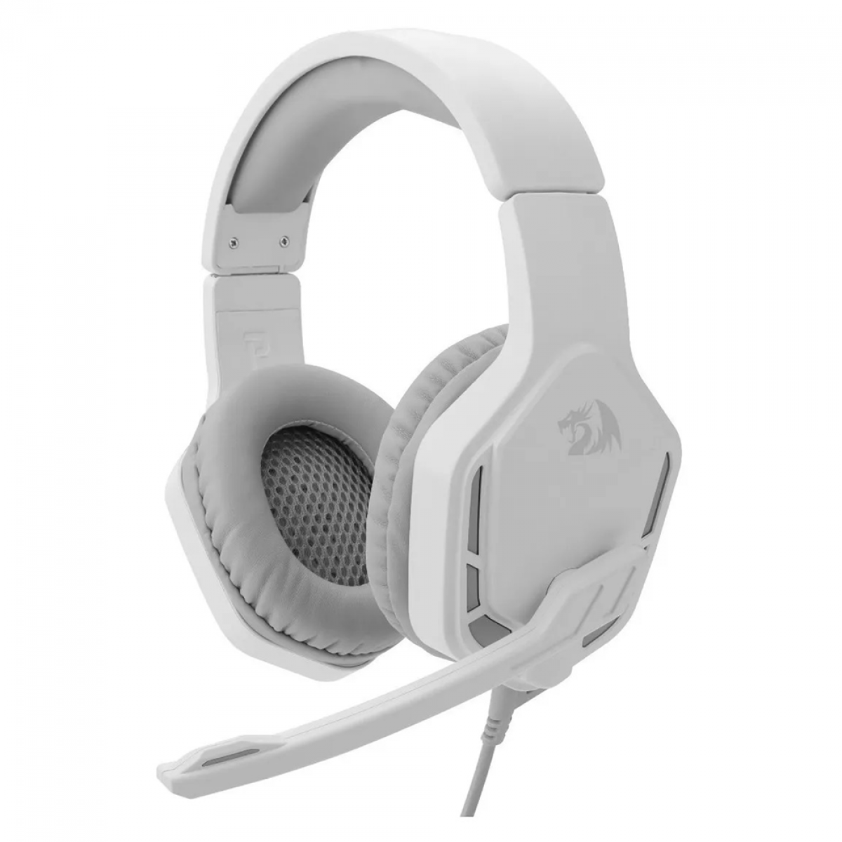Headset Gamer Redragon Themis 2, P2, White, H220W-N