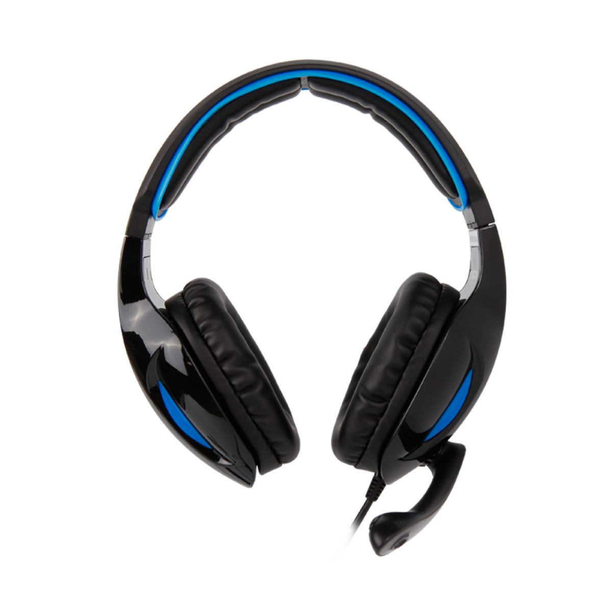 Headset Gamer Sades Sa-902 Snuk, Surround 7.1, Black/Blue, Sa-902