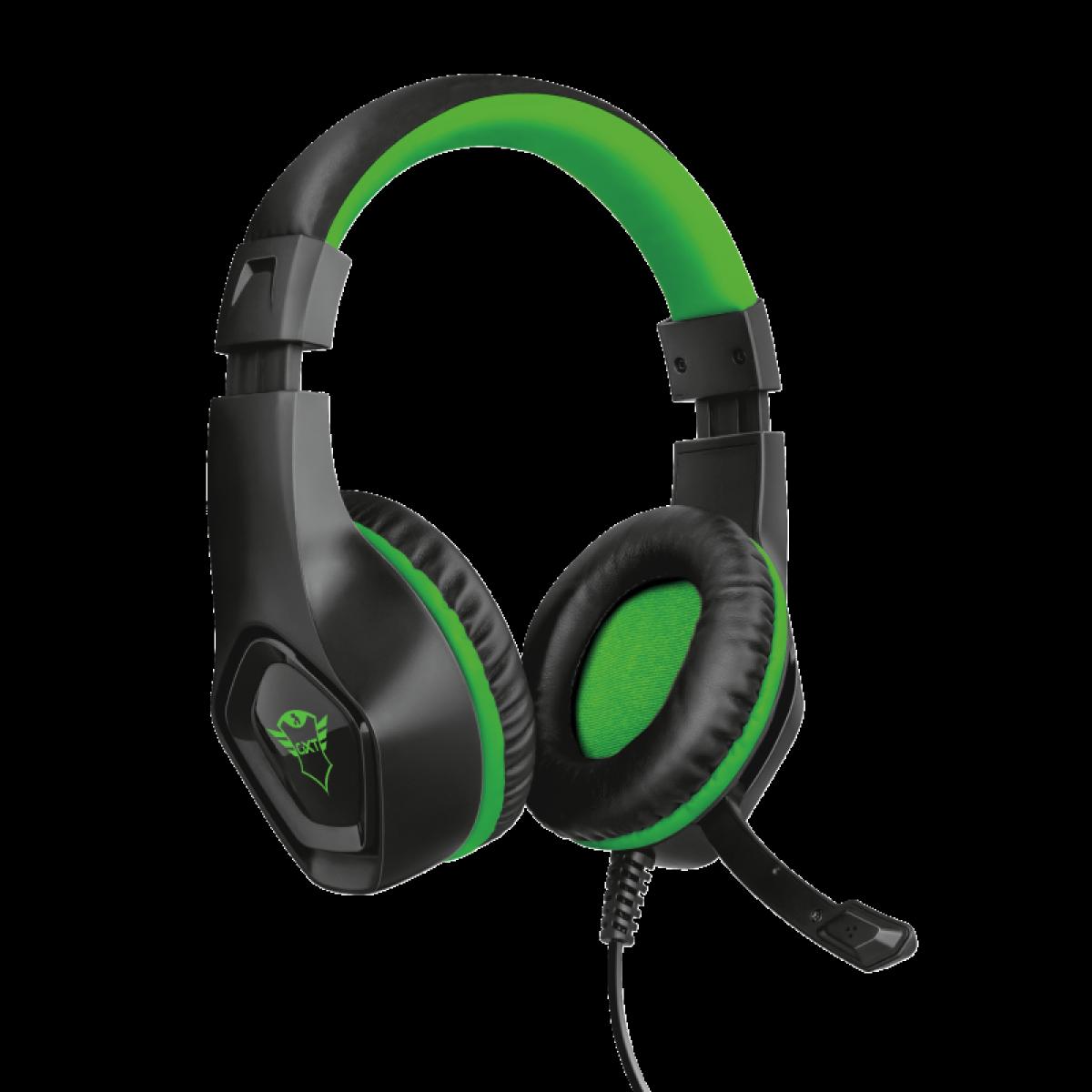Headset Gamer TrustRana, Xbox One, Verde, GXT404G