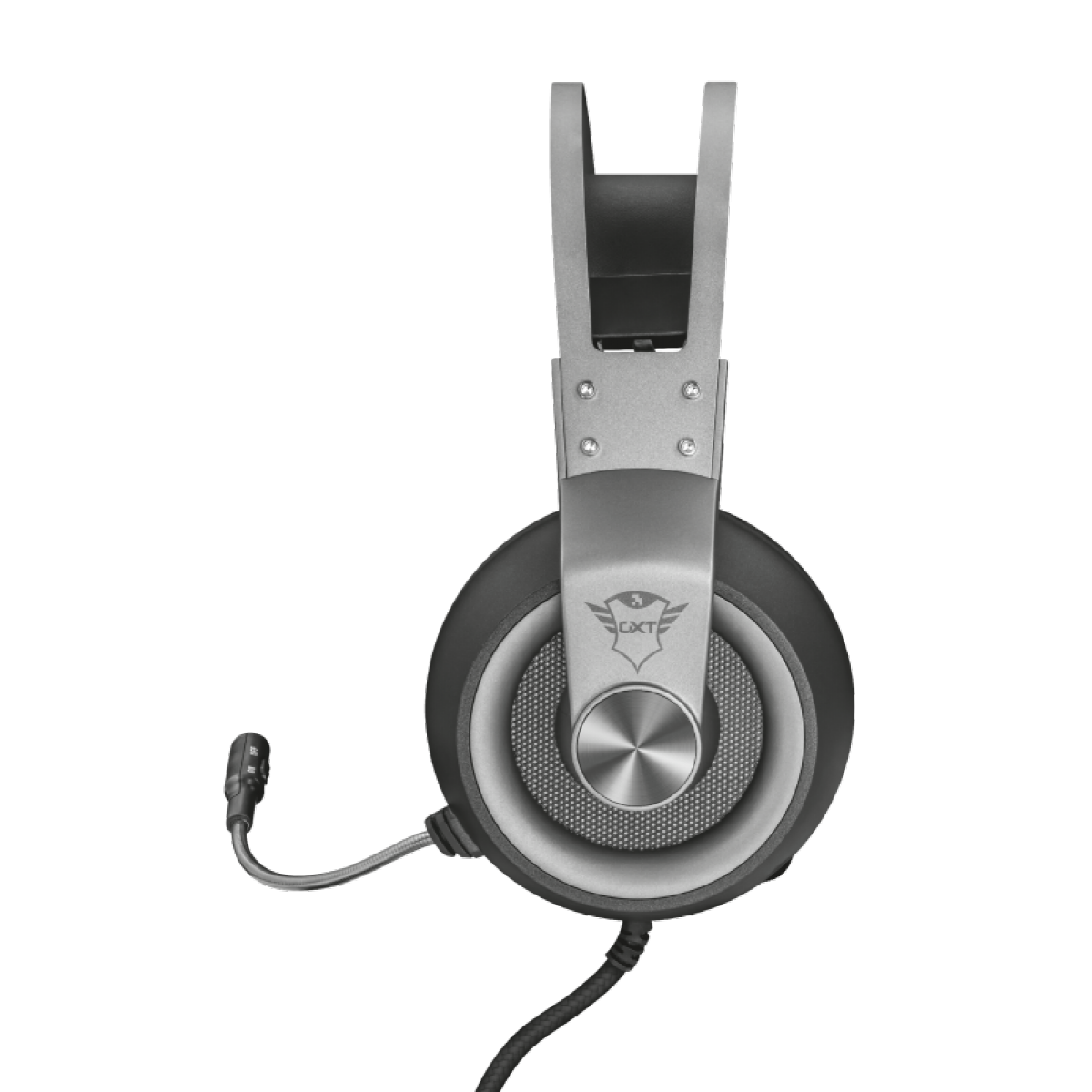 Headset Gamer Trust Ironn, Multiplataforma, GXT430