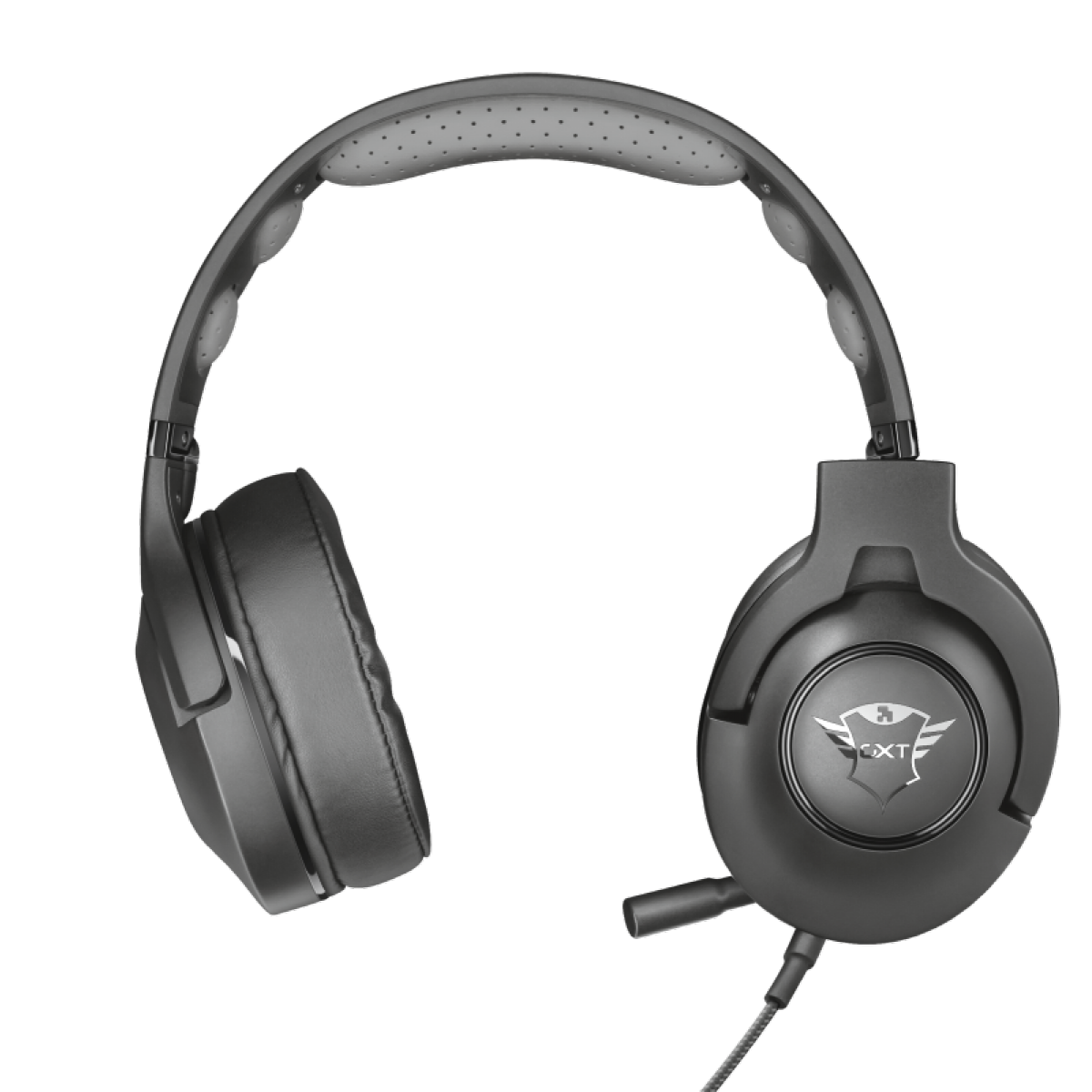 Headset Gamer Trust Rath, Multiplataforma, GXT420