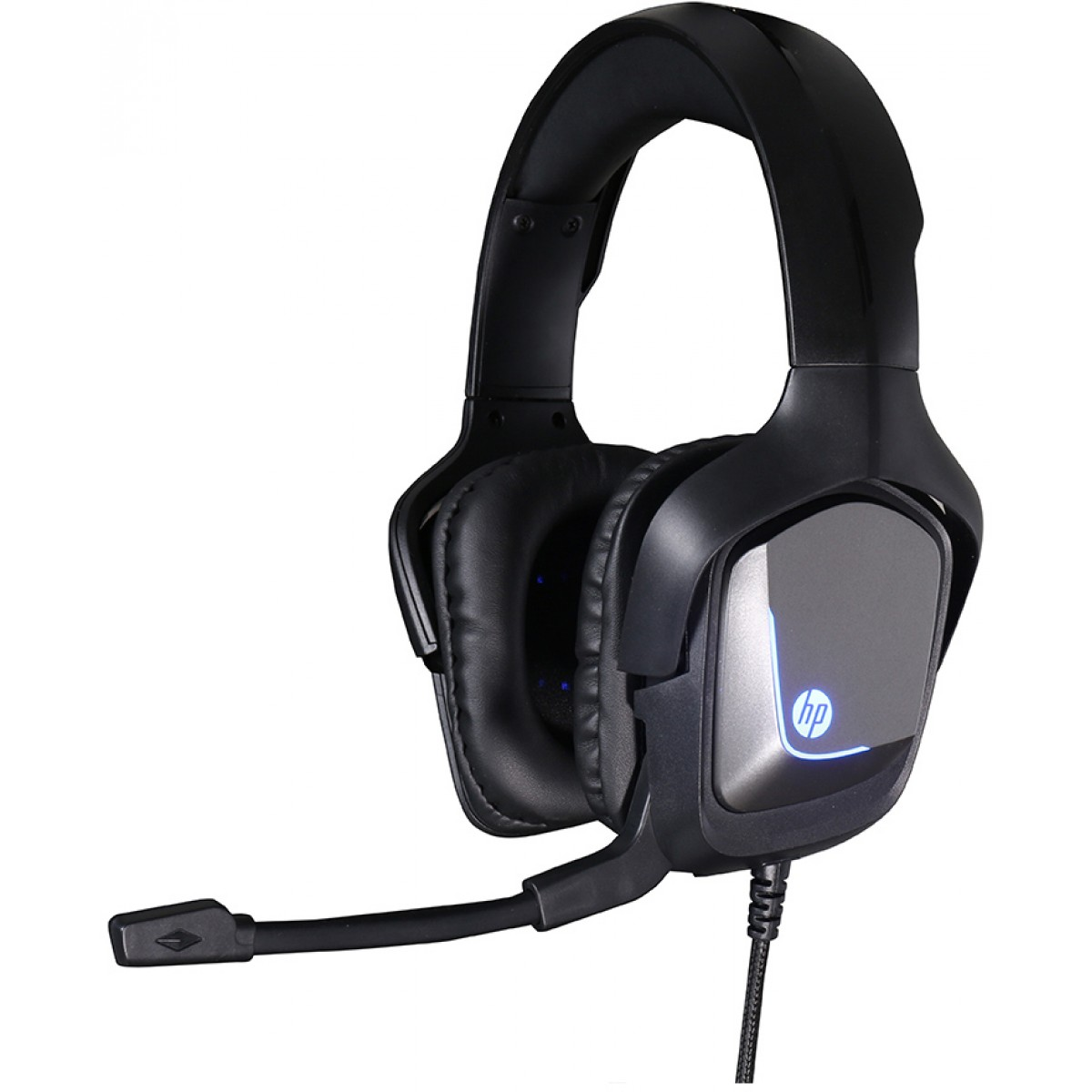Headset Gamer HP H220GS, Surround 7.1, USB, Led Blue